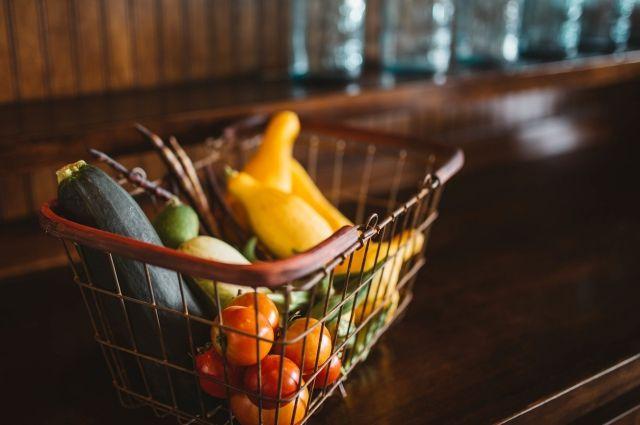 ВОмске «предприимчивый» клиент едва необокрал супермаркет