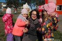 В Красноярске детские сады посещают 50 тысяч ребятишек.