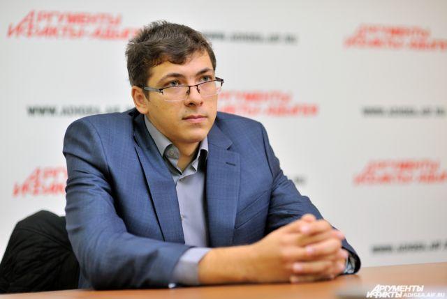 Антон Филиппов.