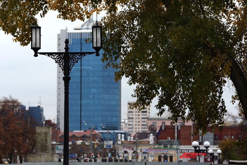 Пешеходная улица Кировка.