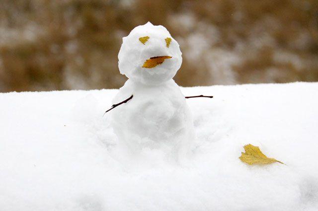 Еще большее похолодание ожидается вПермском крае 16