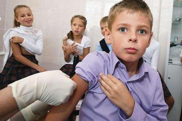 ВОрловской области отгриппа привили четверть населения