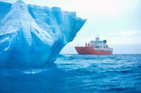 Учёные научились двигать сверхтяжёлые айсберги и менять их курс на 90 и даже 180 градусов.