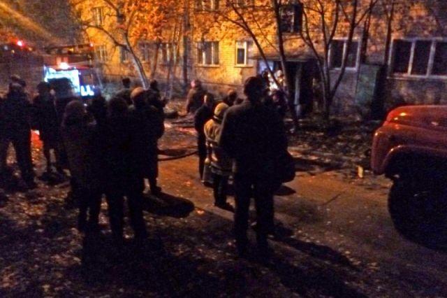 Жильцов дома поулице Зелёной эвакуировали в12 ночи