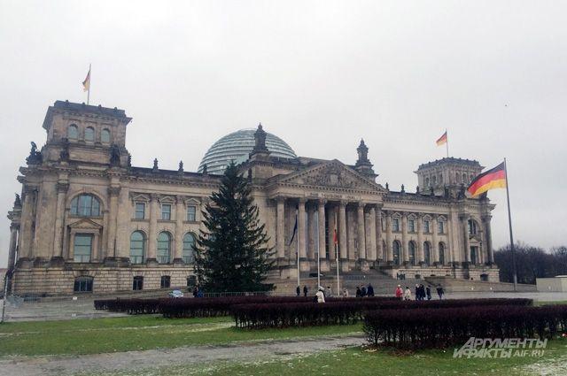 Популярность партии Меркель упала доисторического минимума— Опрос