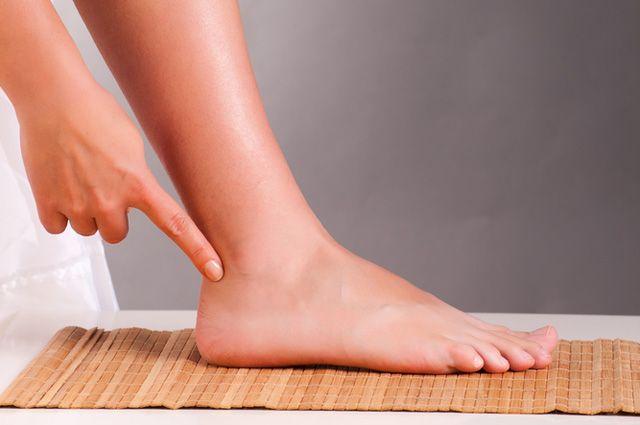 Опухоль выше ахиллесова сустава аппарат узор макси для суставов