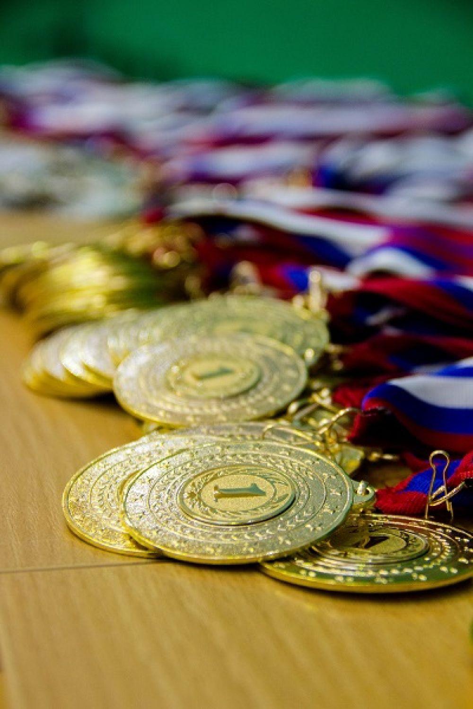 Заслуженные награды для победителей.