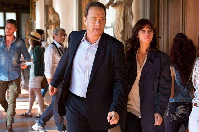 О чём фильм «Инферно» с Томом Хэнксом в главной роли?