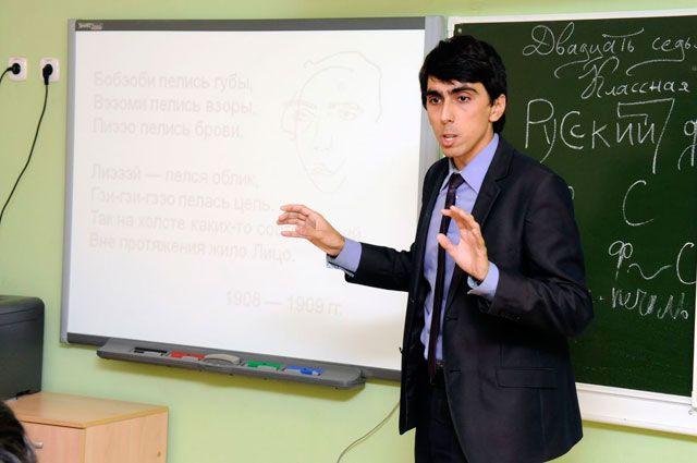«Оценка - не стимул для изучения предмета»,- уверен Александр Шагалов.