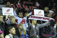 Омские болельщики пристально следят за играми «Авангарда» в столице.