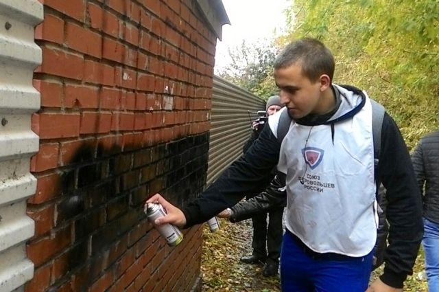 Вовсех округах Омска прошел «Антинаркотический субботник»