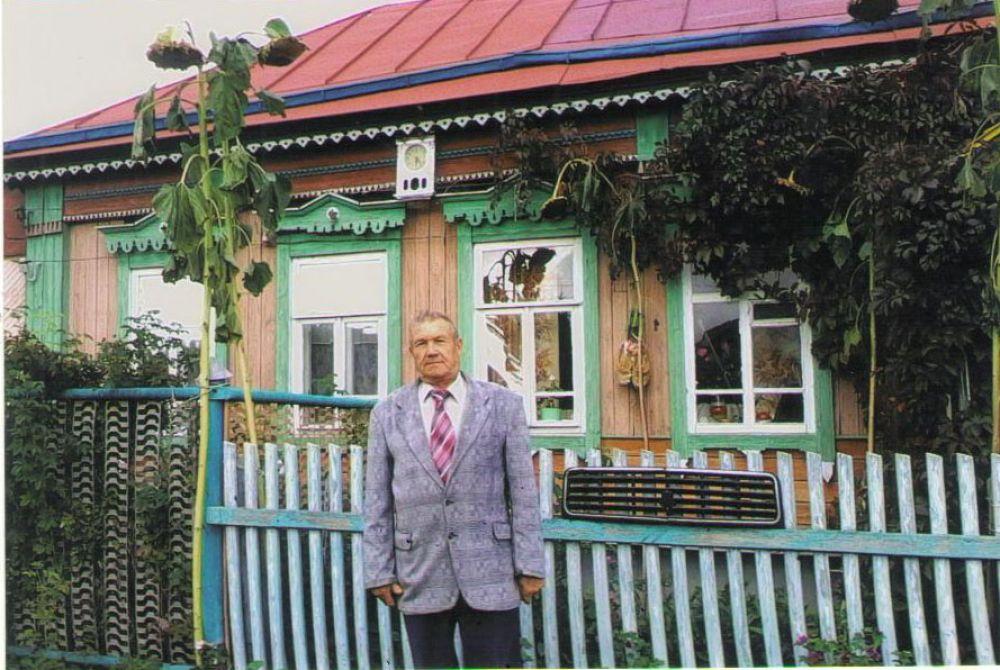 Участник №25. Борис Декалин