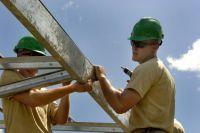 Кемеровские строители перевыполнили план по сдаче нового жилья.