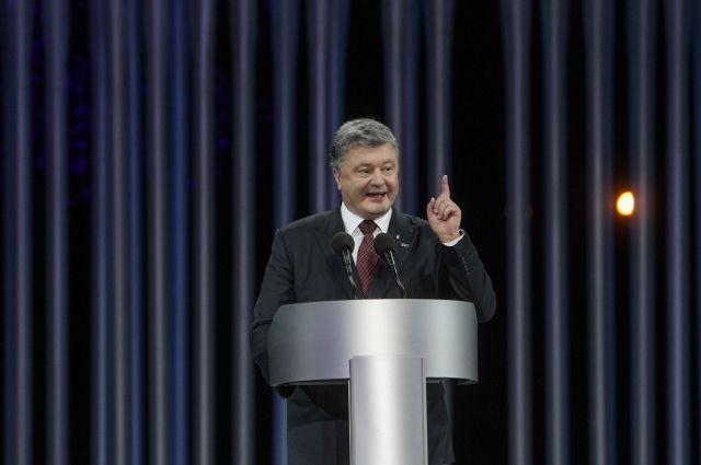 Руководитель администрации президента Украины: Альтернативы Порошенко нет