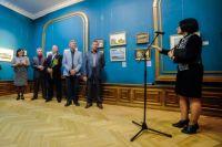 Художники представили свои известные и новые произведения