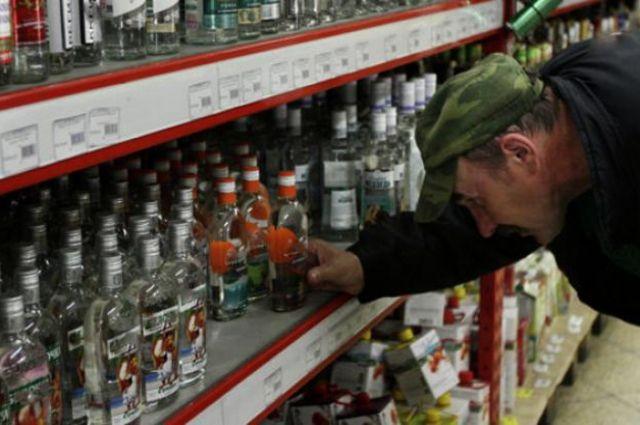 ВКиеве вступил всилу запрет на реализацию алкоголя ночью