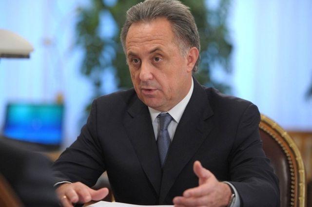 Министр спорта Виталий Мутко выступил против создания нового агентства