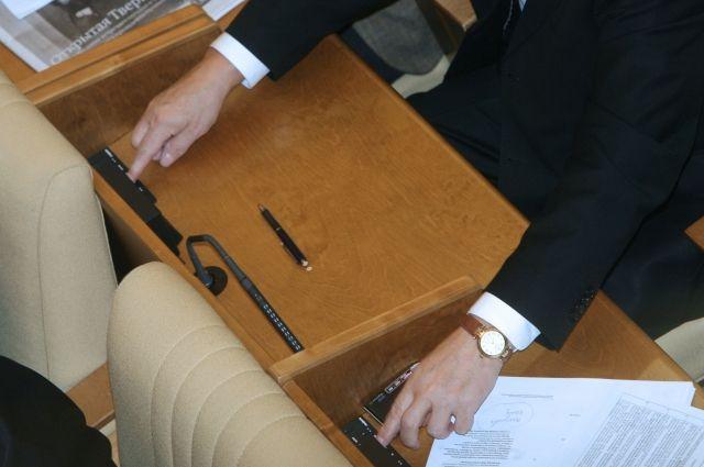 Избранникам могут запретить передавать карточки для голосования