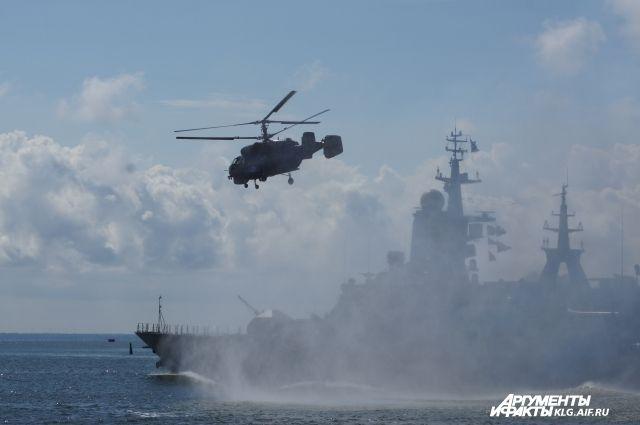 Натовский самолет приблизился к русским границам наБалтике