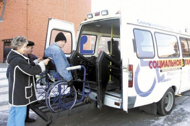 Сегодня в крае почти половина соцобъектов доступны для инвалидов.