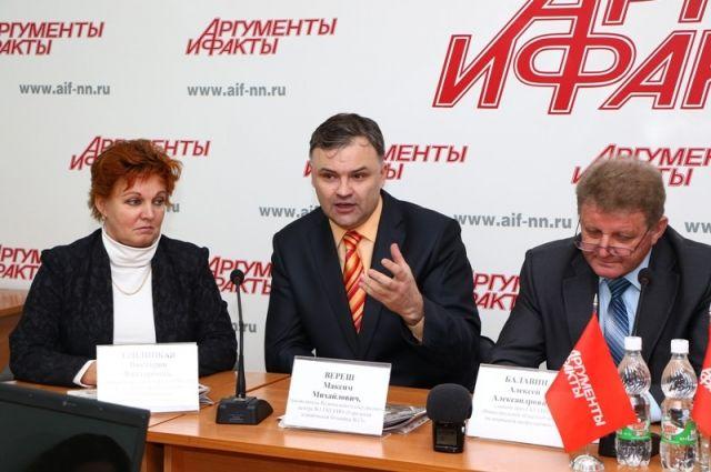 В пресс-центре «АиФ-НН» обсудили профилактику болезней системы кровообращения и острых нарушений мозгового кровообращения