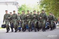 Большая часть призванных ярославцев отправятся служить в сухопутные войска.