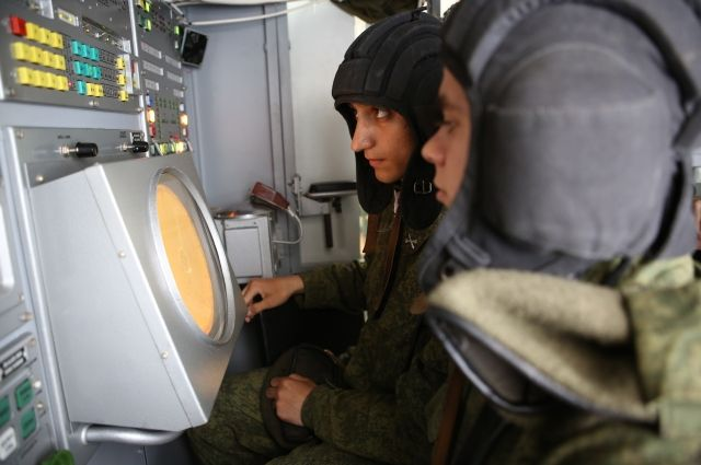 Минобороны Российской Федерации заключило договор на 5 радарных спутников