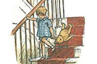 Винни Пух. Иллюстрации художника Эрнеста Шепарда.