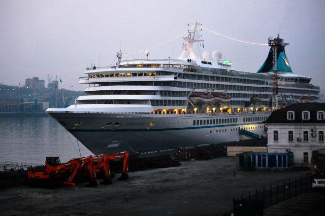 Корейские круизные лайнеры втри раза чаще будут заходить вПриморье
