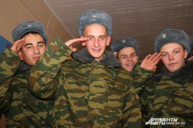 Красноярцы служат на всей территории страны – от Камчатки до Калининграда.