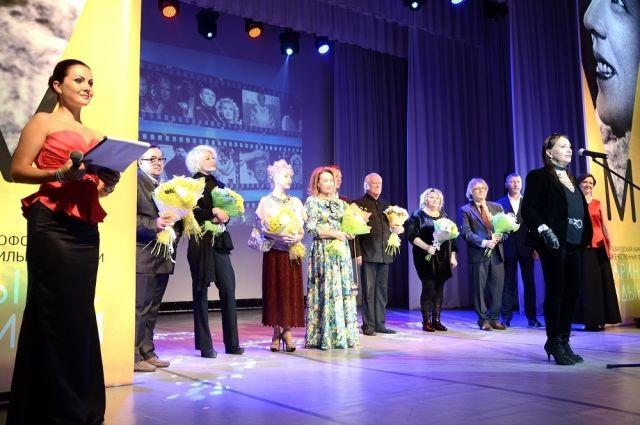 Кинофорум им. Марины Ладыниной проходит в Назарове с 2011 года.