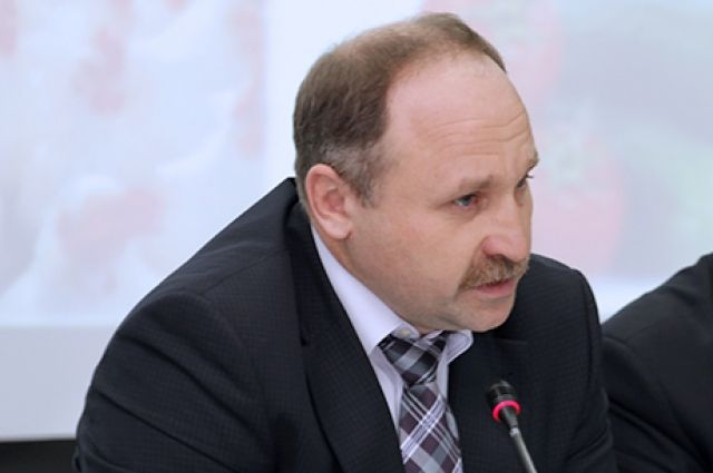 Сергей Лютаревич уходит с поста главы минсельхоза Калининградской области.