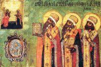 Гурий, Герман и Варсонофий - наиболее почитаемые казанские святые.