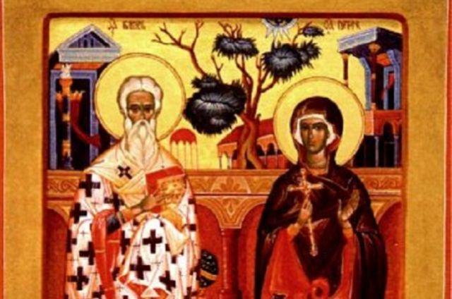 ВПензу доставят мощи святых сгоры Афон