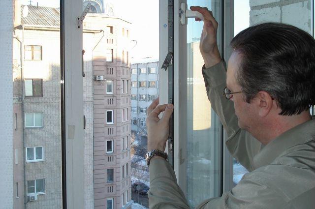 Выбирайте качественные окна.