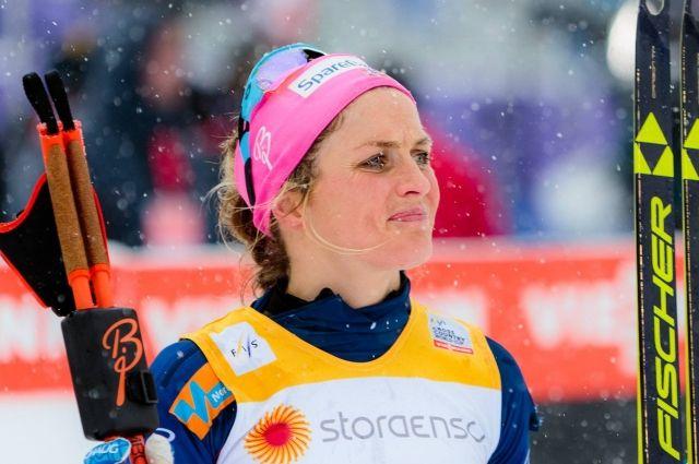 Семикратную чемпионку мира полыжным гонкам словили надопинге
