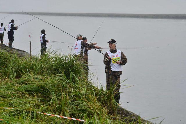 рыболовный вид спорта