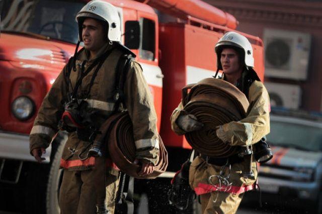 ВДнепре напожаре спасены три человека, два человека погибли