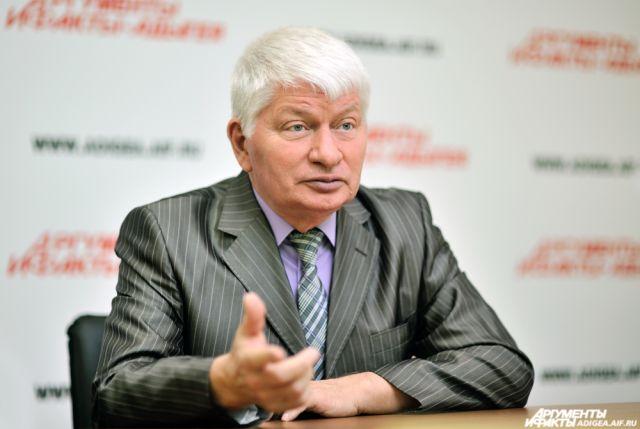 Юрий Радчук.
