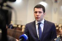 Антон Алиханов не исключил своего участия в выборах главы Калининградской области.