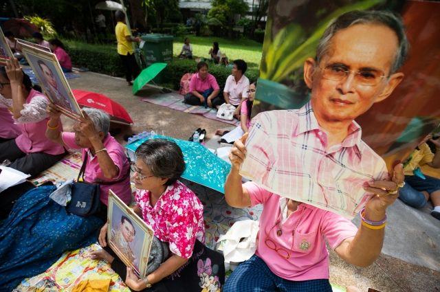 принятие наследства в тайланде грозила