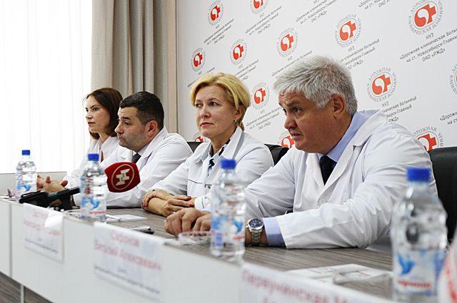 Круглый стол «Диспансеризация жителей города Новосибирска, центры здоровья, здоровое питание»