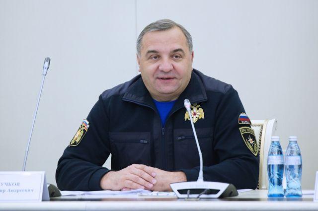В Оренбург с рабочей поездкой приезжает руководитель МЧС РФ Владимир Пучков
