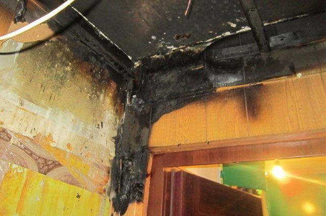 Кипяток залил три этажа квартир после пожара вжилом доме вЕкатеринбурге