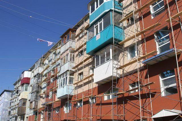 Сургут стал лидером почислу отремонтированных домов в нынешнем году