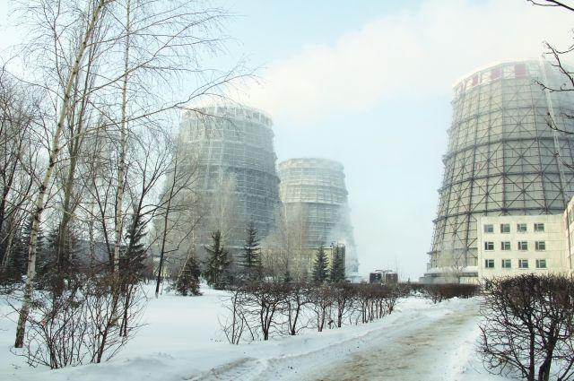 Омские теплоэлектростанции готовы к отопительному сезону.