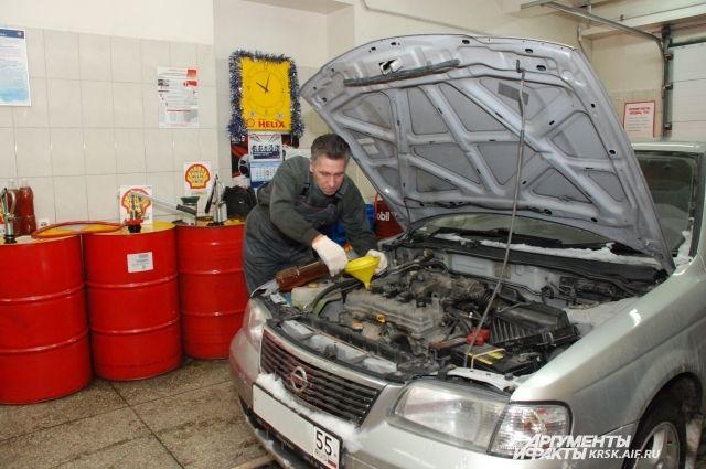 Подготовка к зиме у каждого автовладельца проходит индивидуально.