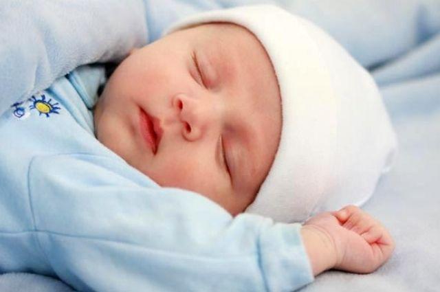 Малыш получил телесные повреждения.