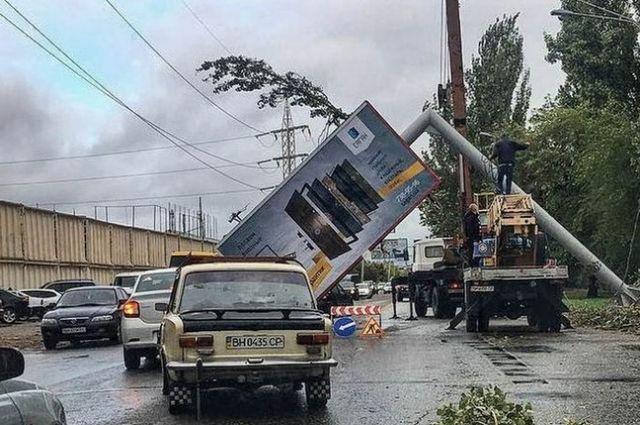 ВОдессе возобновлен проезд навсех улицах