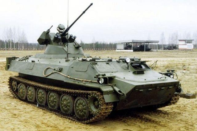 ОБСЕ: ВКрасногоровке гусеничная машина переехала 40-летнюю женщину
